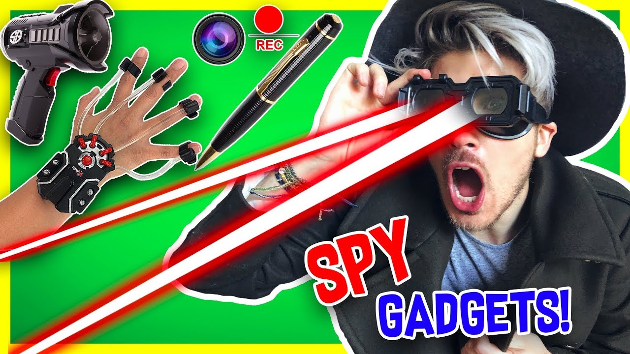 An Overview of Spy Gadgets